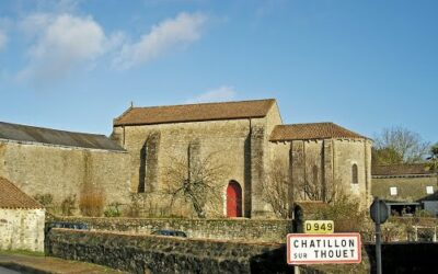 Châtillon-sur-Thouet (79)