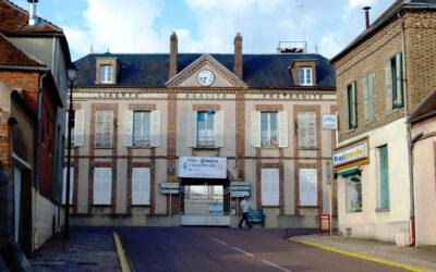 Thorigny-sur-Oreuse (89)